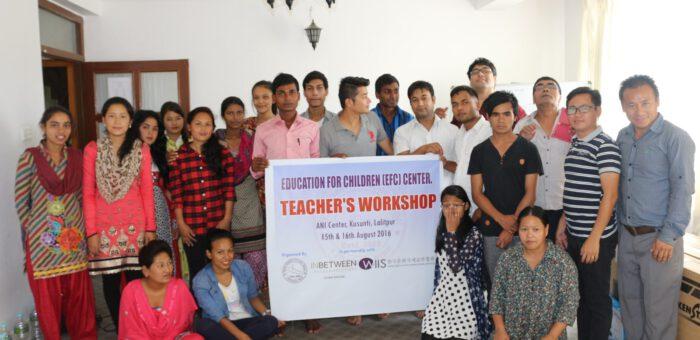 Training for EFC Teacher