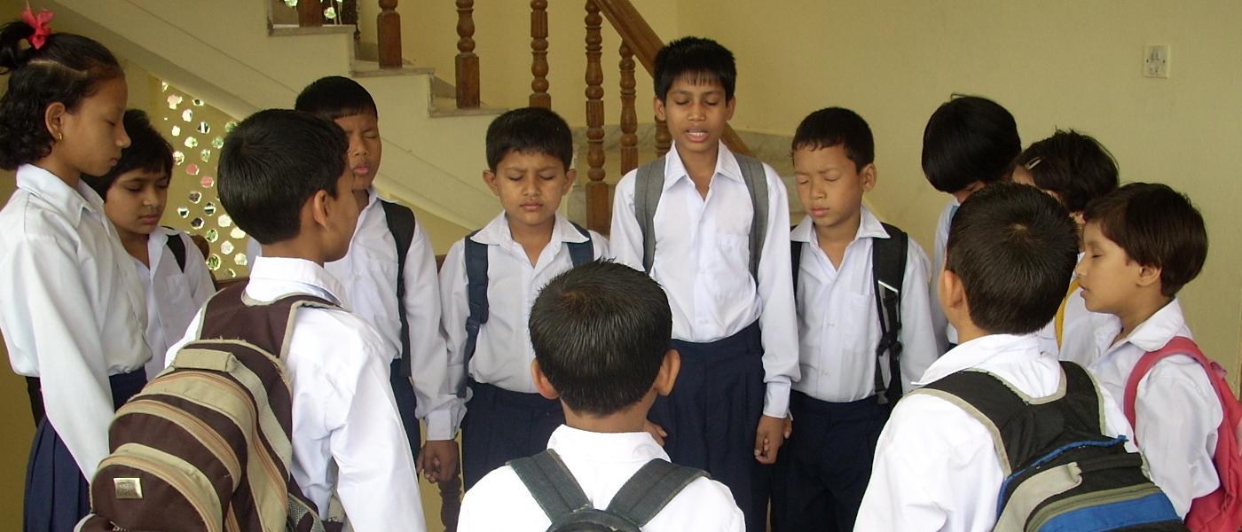 Alpha Welfare Society Nepal
